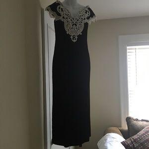 Vintage 90s Jessica McClintock Dress